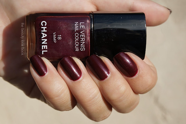 Chanel Vamp 18 Le Vernis - Revisited | The Beauty Look Book