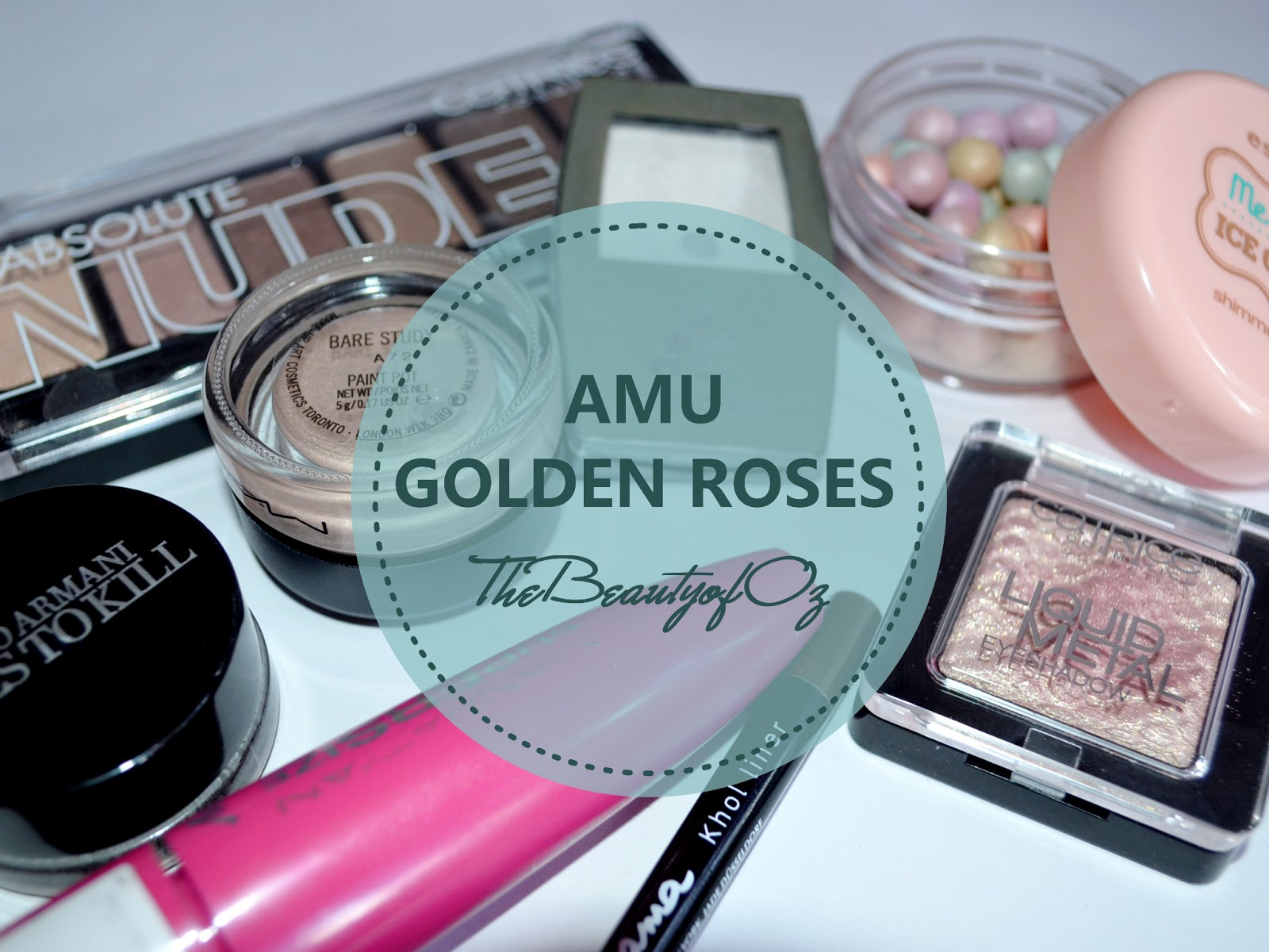 AMU Goldn Roses