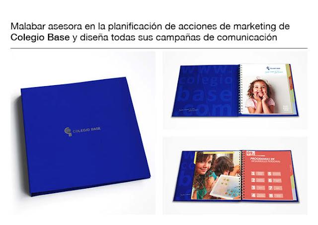 Consultoría y planificación de acciones de marketing en Colegios