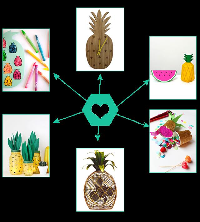 obsesion dunaon por pineapple
