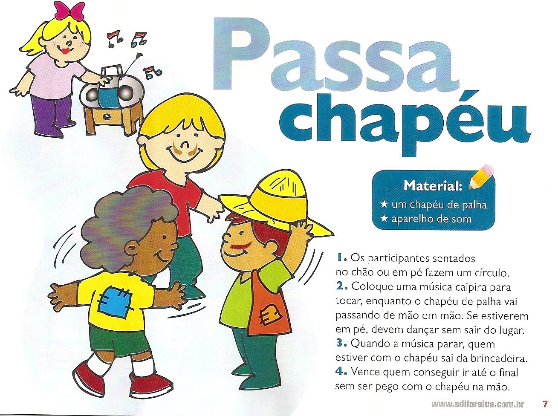 Well-known BRINCADEIRAS PARA FESTA JUNINA | Cantinho do Educador Infantil KO87