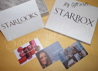 Starbox Giftcard Options