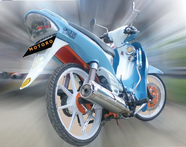 Motor Jupiter z Modifikasi Road Race Modifikasi Yamaha Jupiter Road