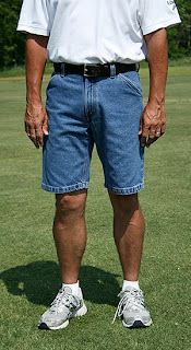 Men Should Not Wear Jean Shorts