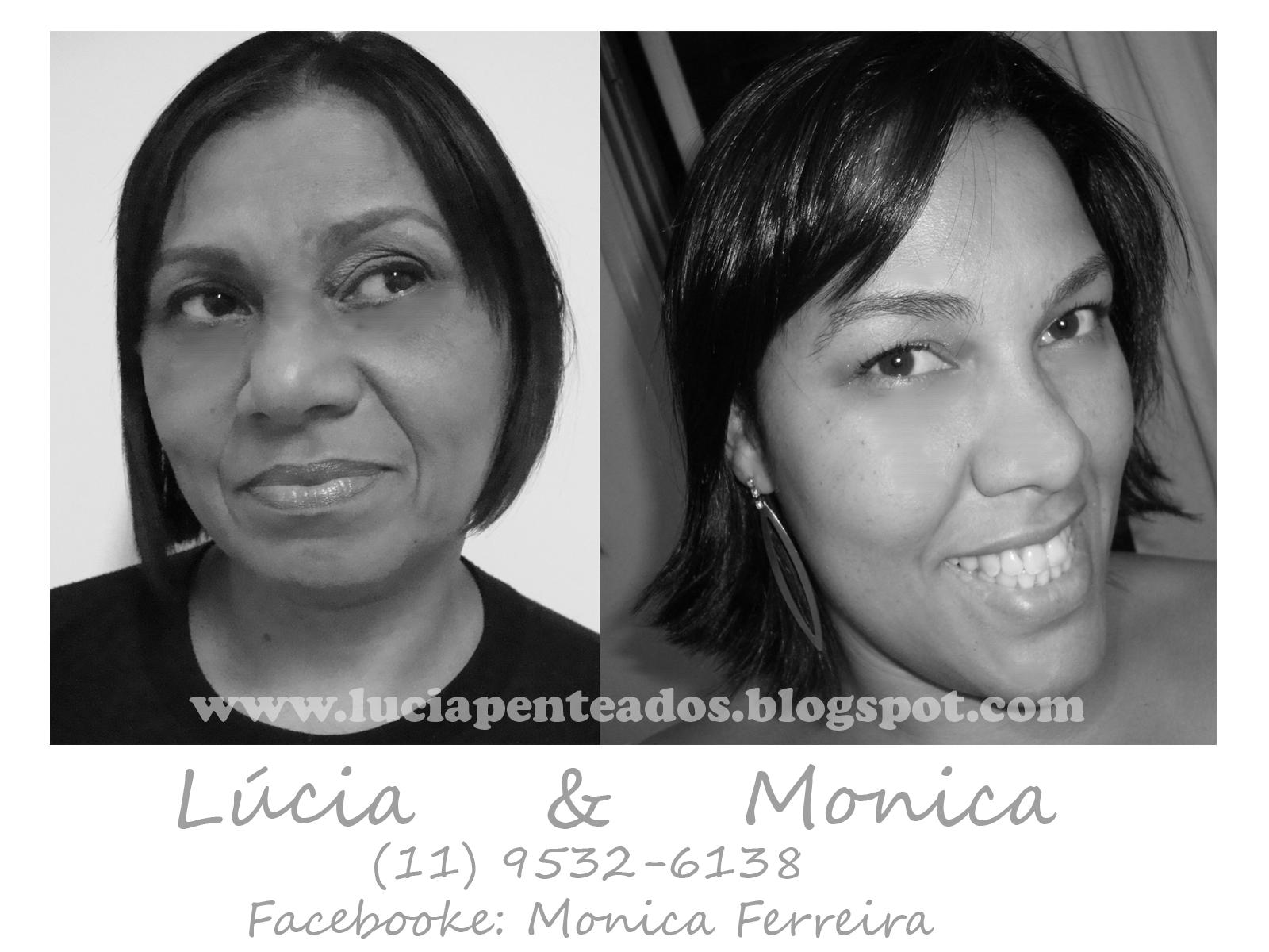 Lúcia - Penteados