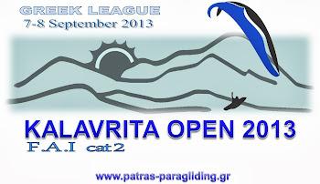 KALAVRITA OPEN 2013