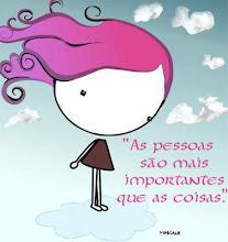 A importância das pessoas...