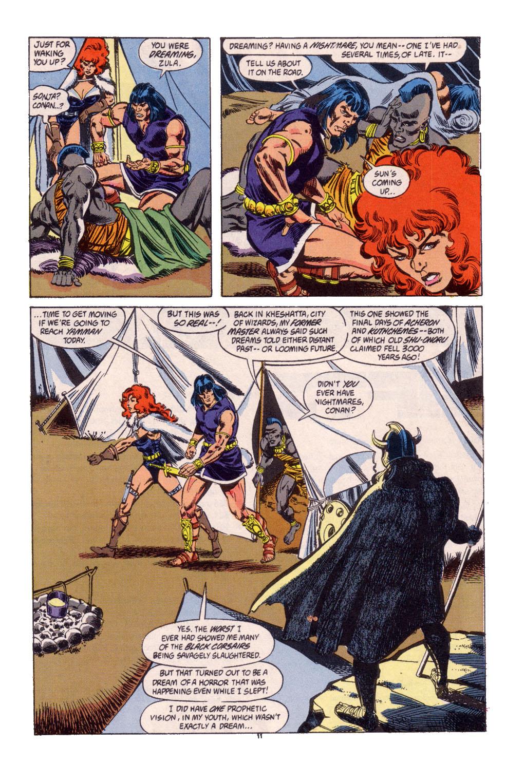 Conan the Barbarian (1970) Issue #247 #259 - English 9