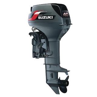 Motor de popa Suzuki