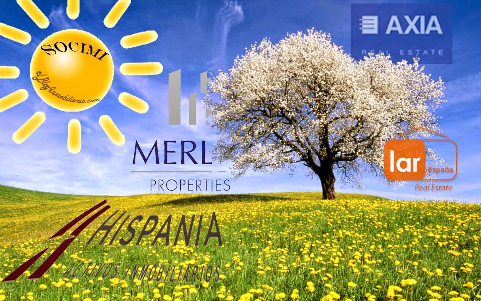 el mercado inmobiliario va de Socimis elBlogInmobiliario.com