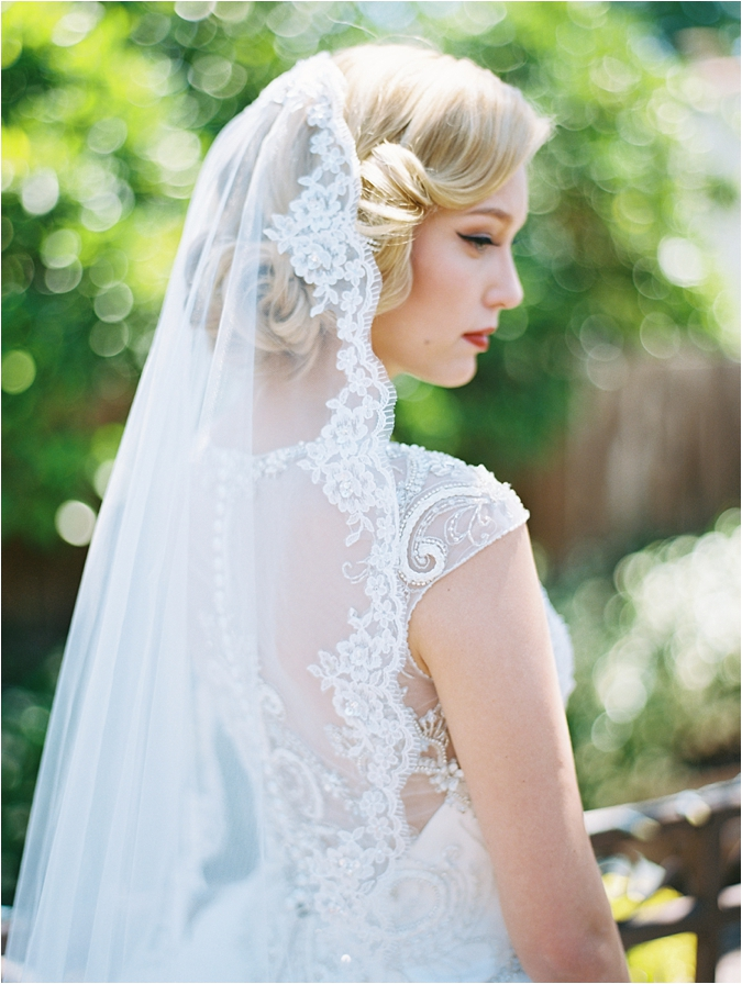 Elegant And Classic Bridal Hairstyles Southern