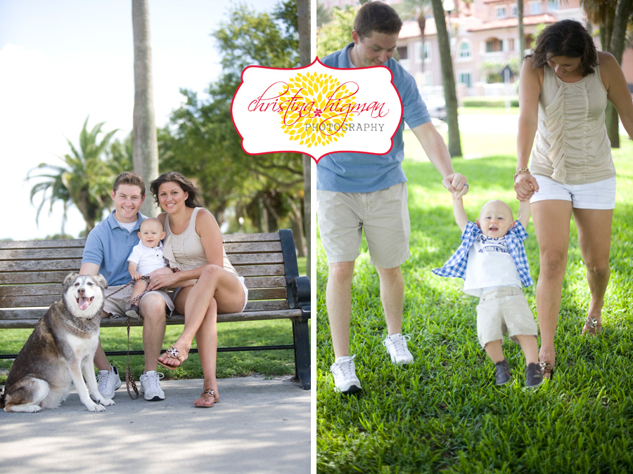 St. Petersburg family photographer