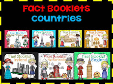 Countries Booklet