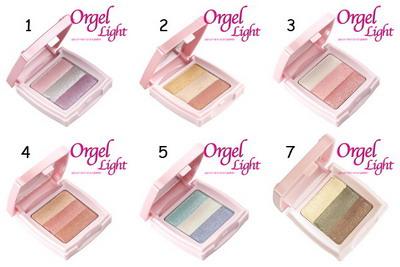 Etude Orgel Light eyeshadow