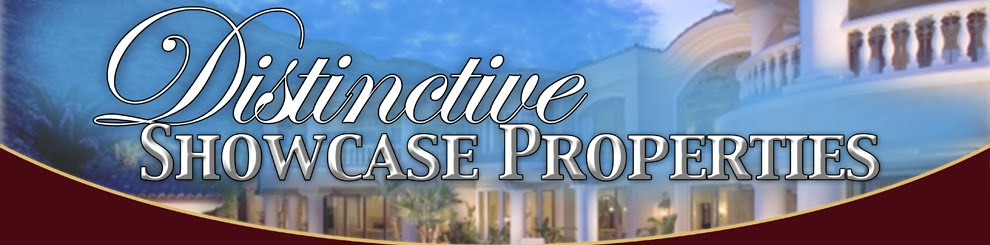 Distinctive Showcase Properties  & Scottsdale Real Estate Investments