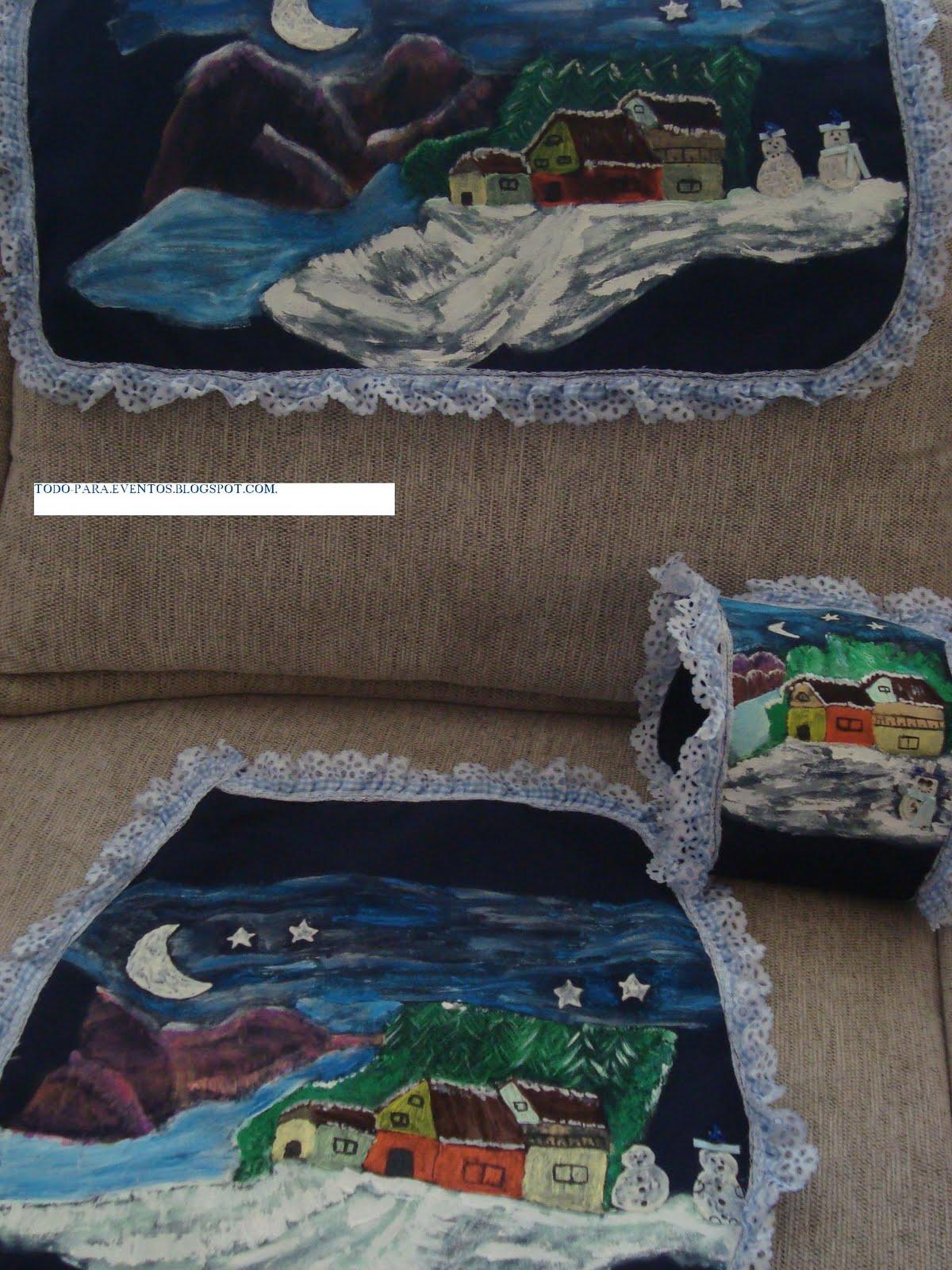 Juego De Baño Navideno Azul:Todo Para Eventos: diciembre 2011