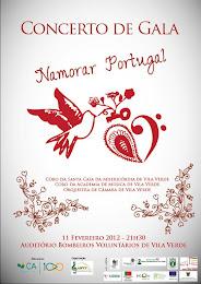 Concerto de Gala Namorar Portugal
