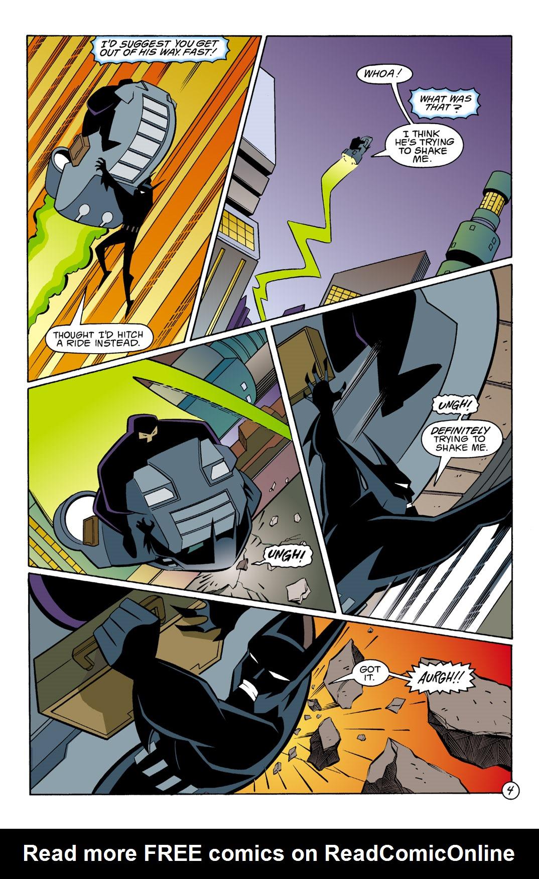 Batman Beyond [II] Issue #2 #2 - English 5