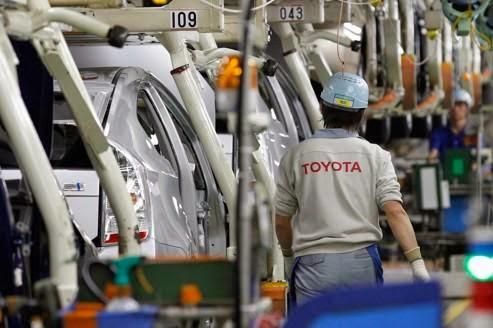 تويوتا تنجح في بيع 10 ملايين سيارة في عام واحد