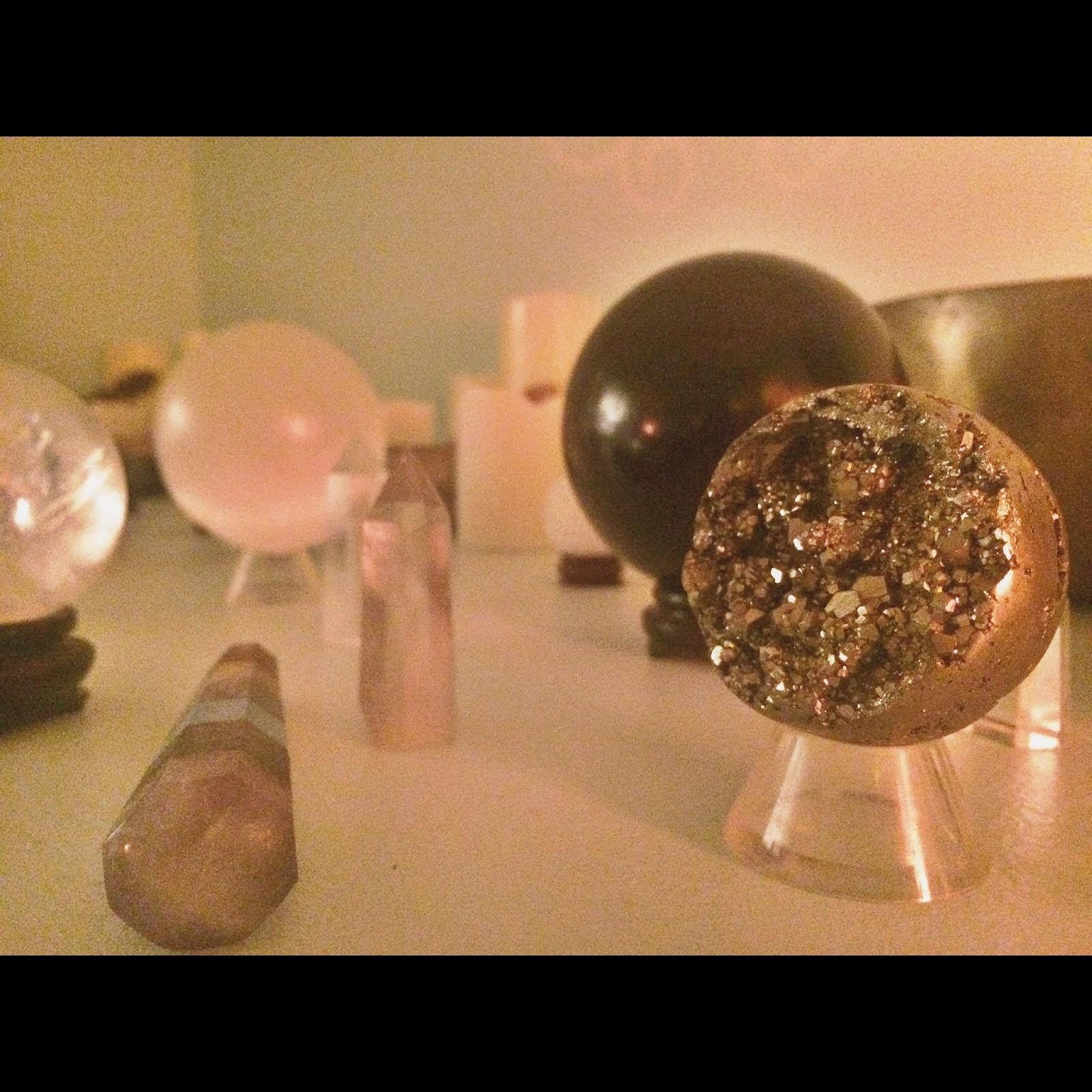 Pyrite! Healing gemstones.