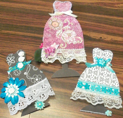 Dress Form Tags