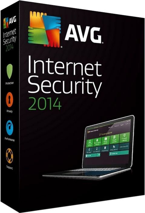 AVG Internet Security 2014 14.0 Build 4570 – Maxima Proteccion