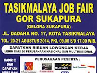 Tasikmalaya Job Fair