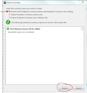 AutoCAD & AutoDesk serial number reporting using SCCM 2012 4