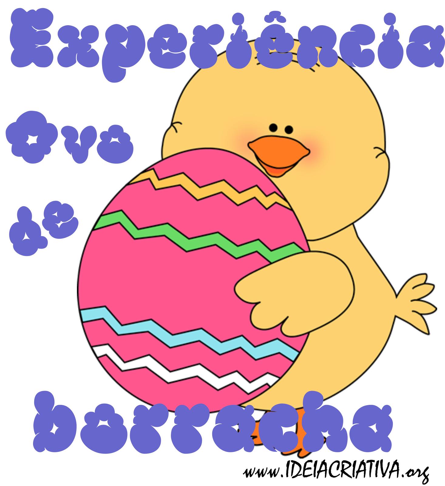 Ovo Pula-pula , ou Ovo de Borracha Experiência simples para aplicação em Sala de Aula
