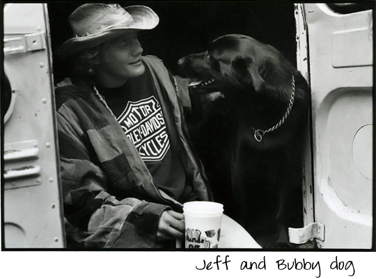 Jeff and Bubby