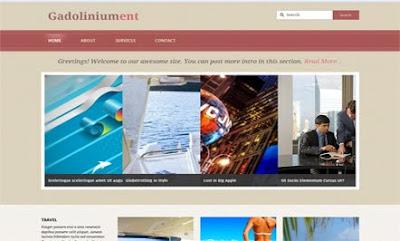 Gadoliniument WordPress Theme
