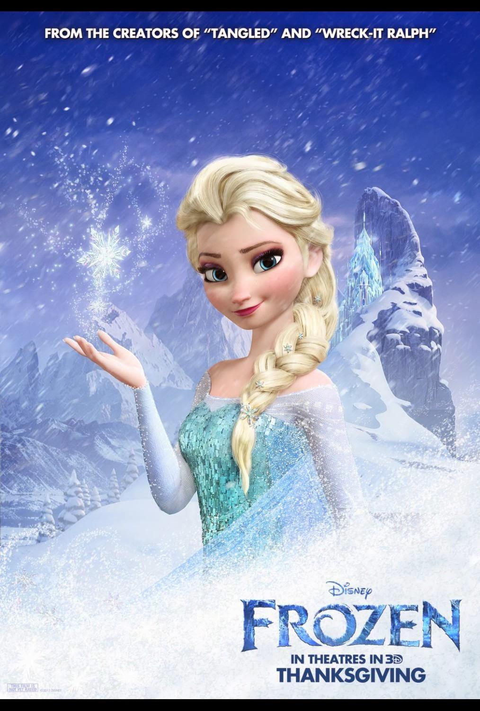 Frozen Movie People Disney's frozen 1/31/14 in