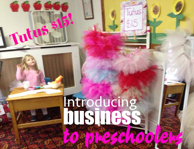teaching business to children