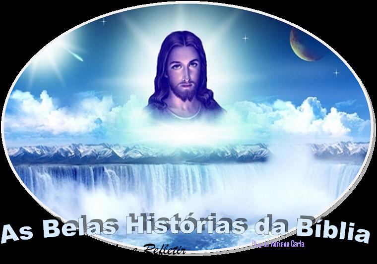 AS BELAS HISTÓRIAS DA BÍBLIA