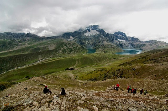 Kashmir Great Lakes Trek - Explore one of the most popular treks in the mesmerizing Kashmir Himalaya.