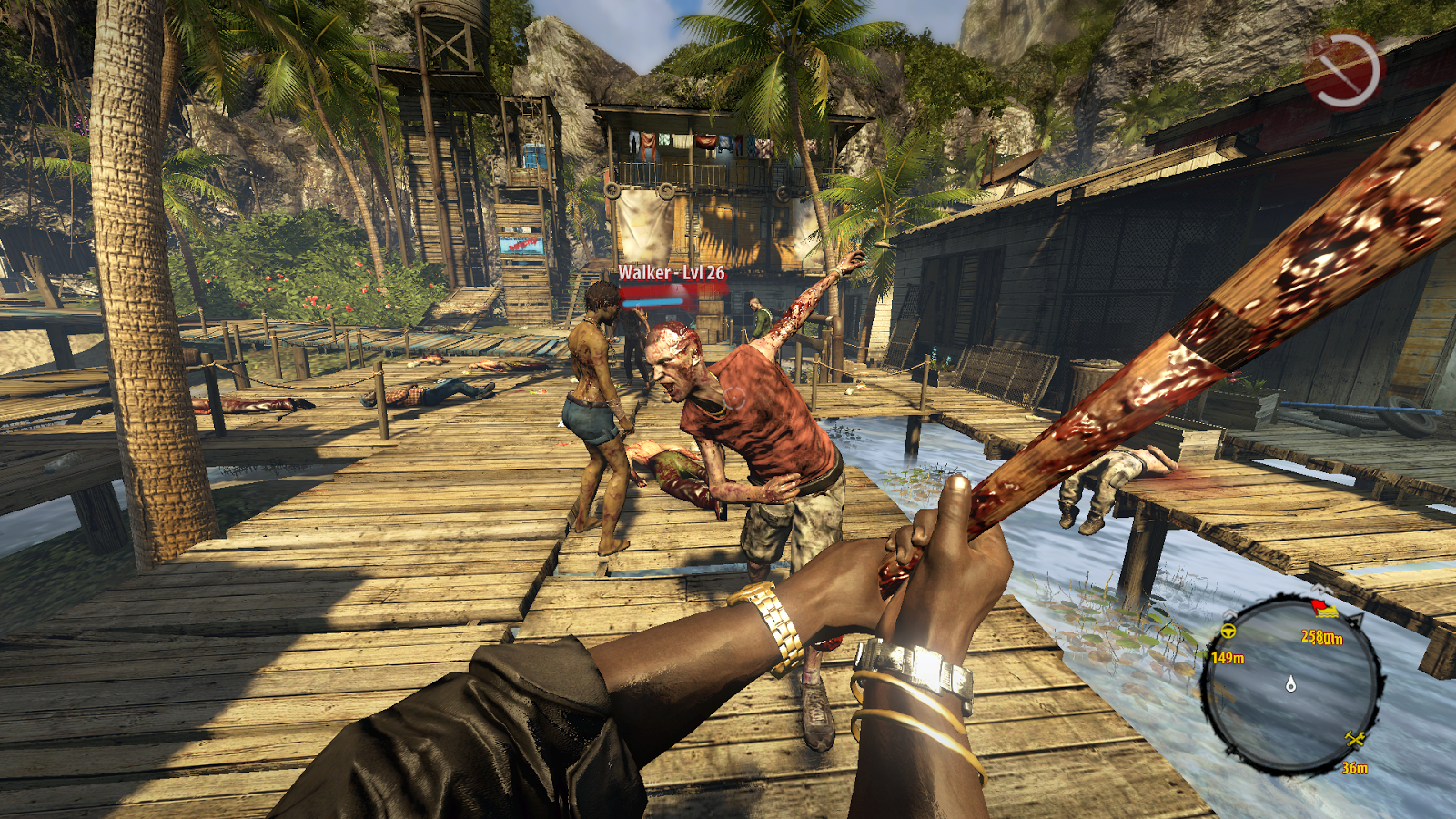 Dead Island Best Mod For Axe