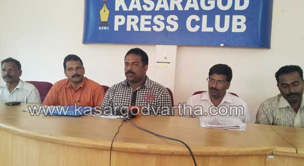 GTS Press Meet, Kasaragod, Fraud case