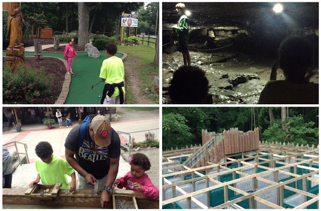Perry's Cave Family Fun Center #PutinBay #MillerFerry