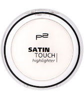 p2 Neuprodukte August 2015 - satin touch highlighter 010 - www.annitschkasblog.de