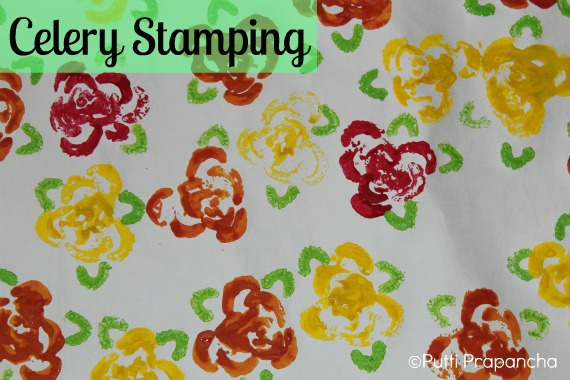 Celery Stamping