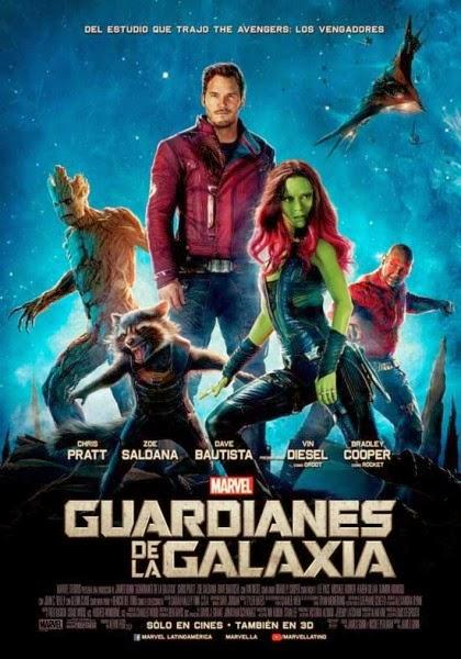 Guardianes de la galaxia en Español Latino