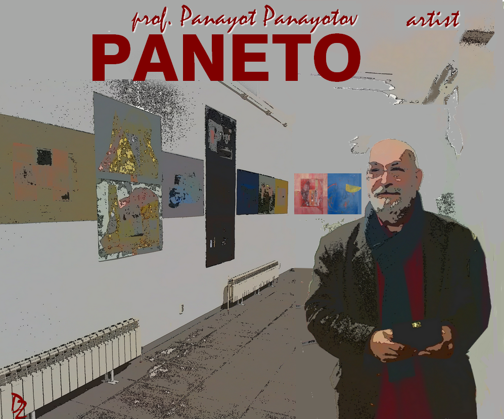 PANAYOT PANAYOTOV-PANETO artist