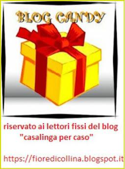 Blog Candy di Fiore di Collina