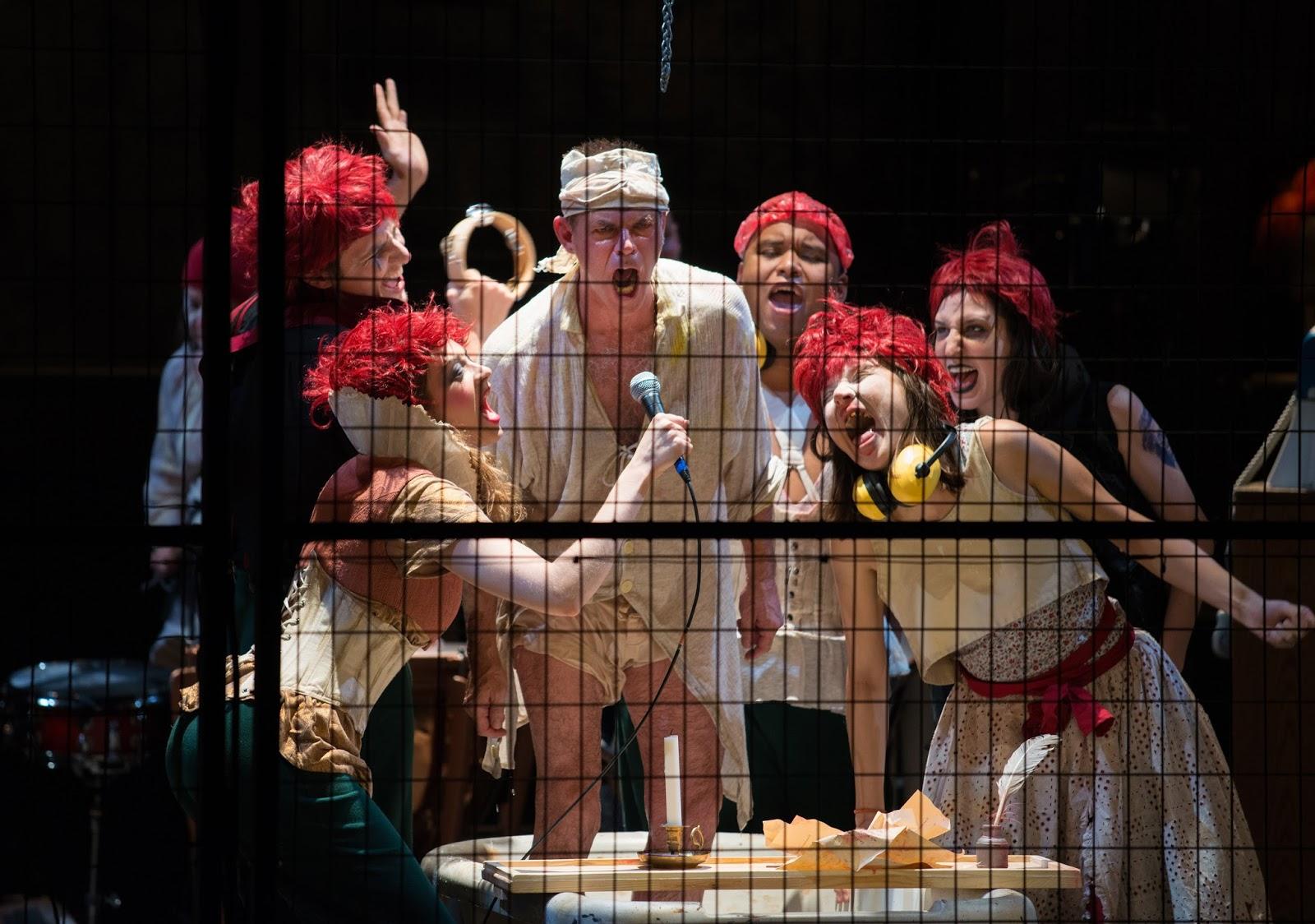 peter brook theatre of cruelty