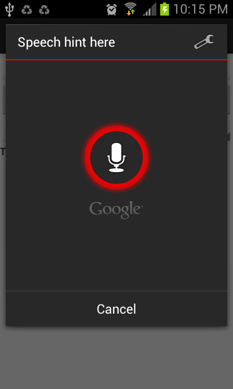 android voice recognition thesis Voice control over desktop environment  how can i use the voice recognition used by android on ubuntu 3  how to improve the language of my master thesis.