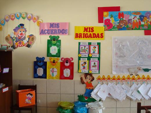 Ambientación y Decoración de Aula / Salón de clases para niños ...