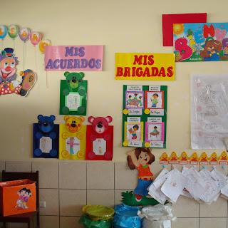 Ambientación y Decoración de Aula / Salón de clases para niños