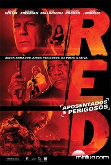 Baixar Filme Red – Aposentados e Perigosos Dublado BDRip 1080p – Torrent