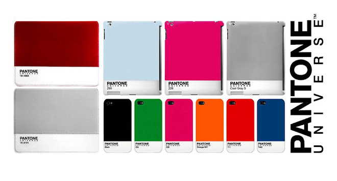 Collection PANTONE