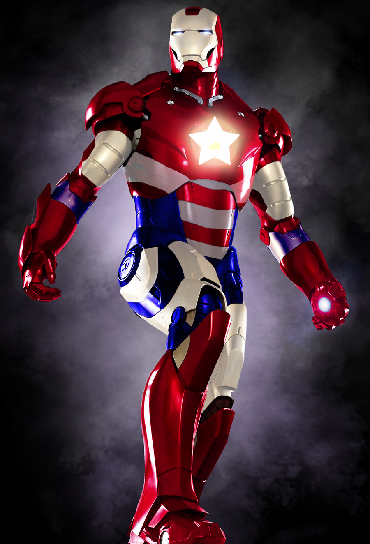 Iron Man 3 News: Iron ...